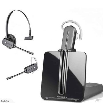 Plantronics 540 display